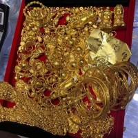 莱芜哪里回收黄金首饰价格高,称准靠谱