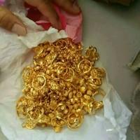 河西区黄金回收的回收千足金项链多少钱一克