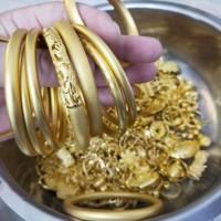 济南哪里高价回收黄金,济南长期高价回收黄金首饰