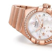 天津欧米伽回收公司高价回收欧米伽女士金表手表