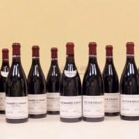 罗曼尼康帝红酒如今回收价格值多少钱,各年份评估收购!