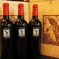 郑州回收2000年啸鹰红酒价格一览表