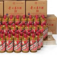 2012年人民大会堂陈酿茅台酒回收价格值多少钱微电报价收酒