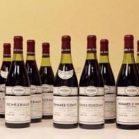 罗曼尼康帝红酒回收价格值多少钱微电报价