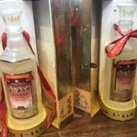 国庆50年茅台酒回收价格多少钱一瓶回收茅台酒价格