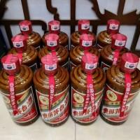 武山县茅台酒回收价目表-咨询天水茅台酒回收公司