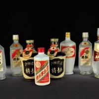 庆阳陈年老酒回收公司联系方式 现在陈年老酒价格多少钱可以回收