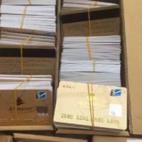 济南长清区回收银座卡