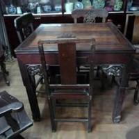 上海老红木家具回收 上海老柚木家具收购 电话联系