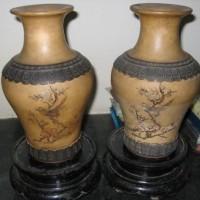 常年回收上海老紫砂花瓶 上海老紫砂茶壶收购