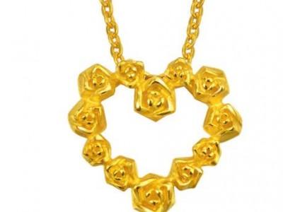 黄金项链回收