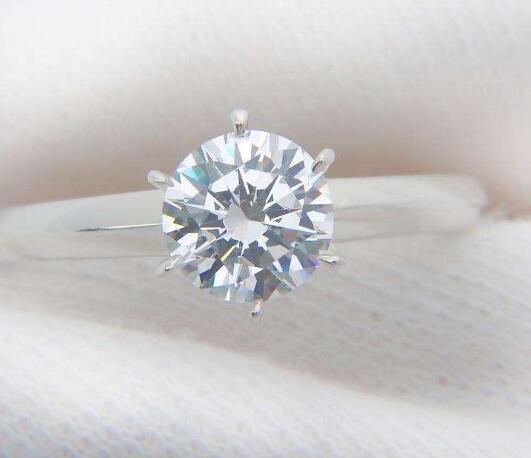 二七区钻石钻戒回收