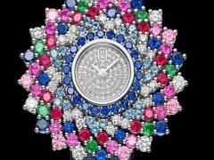 一表一世界,高级珠宝腕表描述的璀璨梦物语