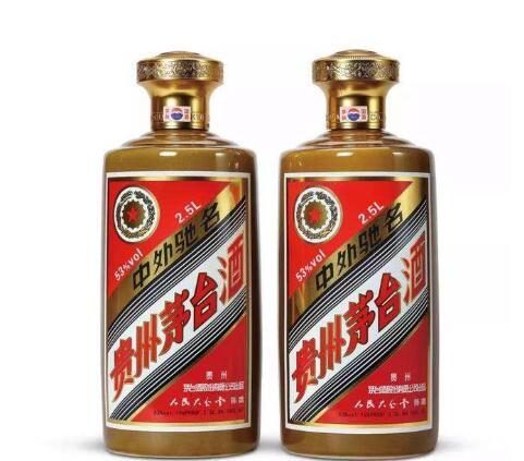上海收购茅台酒